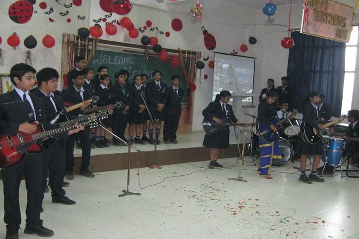 Disha College Of Higher Secondary Studies - Teachers day celebrations