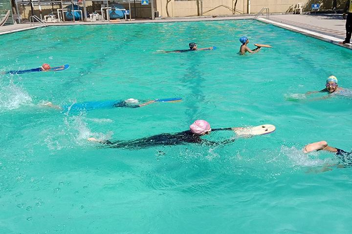 Euro School-Swimming Pool