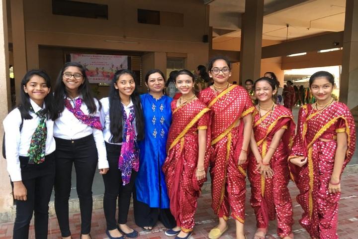 St Xaviers English Medium School-Fancy dress competitions