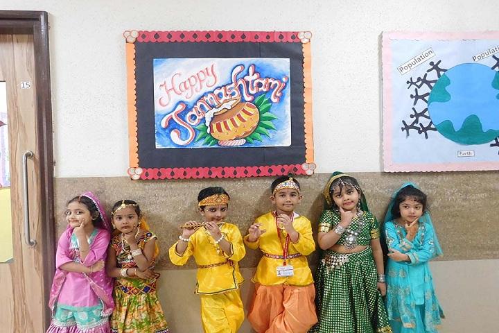 Rassaz International School-Festival celebrations