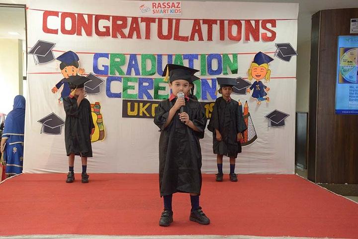 Rassaz International School-Graduation day