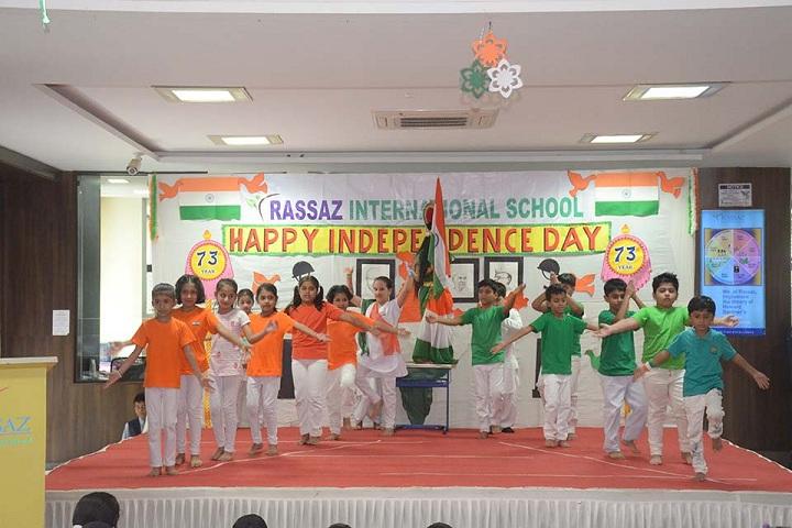 Rassaz International School-Independences day