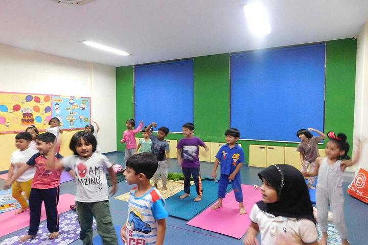 Rassaz International School-Nursery classroom