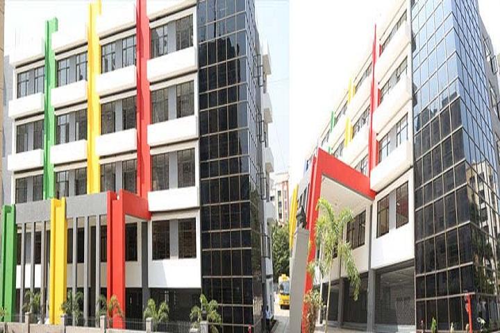 Rassaz International School-School building