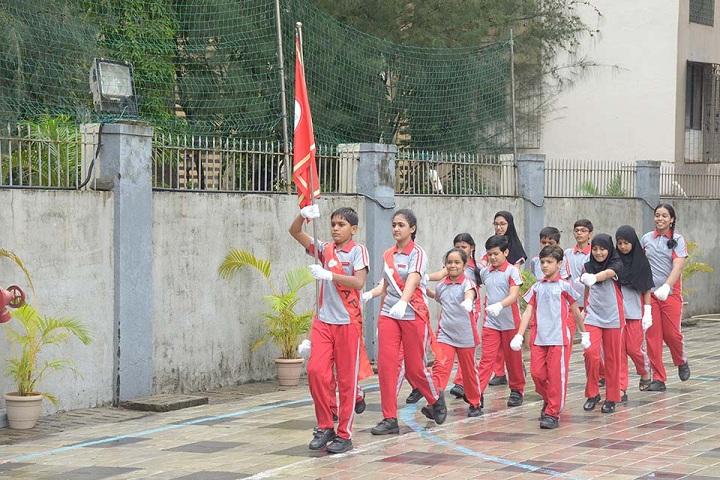 Rassaz International School-Sports day
