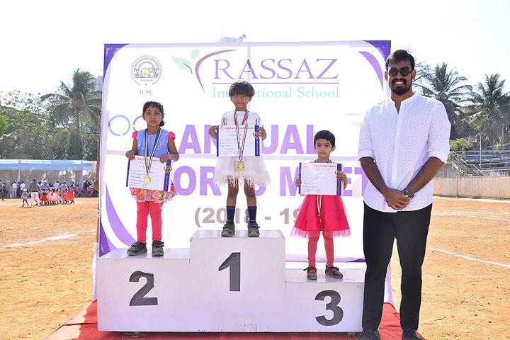 Rassaz International School-Sports winner