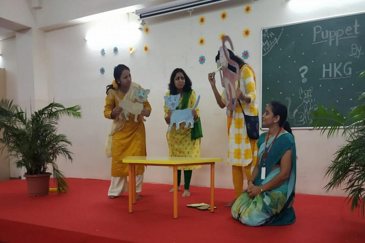 Vidya Pratishthans Nanded City Public School-Activities