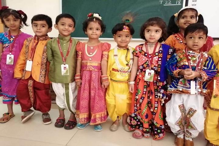 Vidya Pratishthans Nanded City Public School-Fancy Dress Competitions