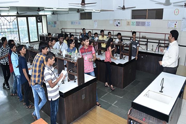 Swami Vivekanand International School And Junior College-Chemsitry Lab