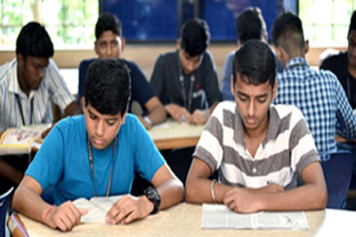 Swami Vivekanand International School And Junior College-Classroom