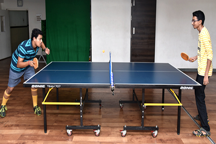 Swami Vivekanand International School And Junior College-Indoor Games