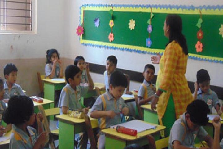 Daffodils High Public School-Classroom