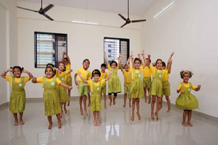 Daffodils High Public School-Dances room