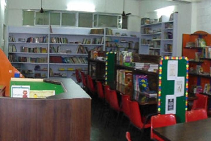 Daffodils High Public School-Library