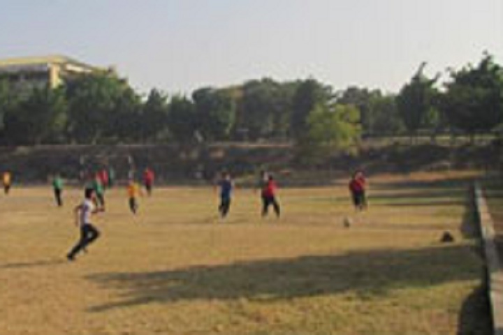 D Y Patil International School-Basket ball ground