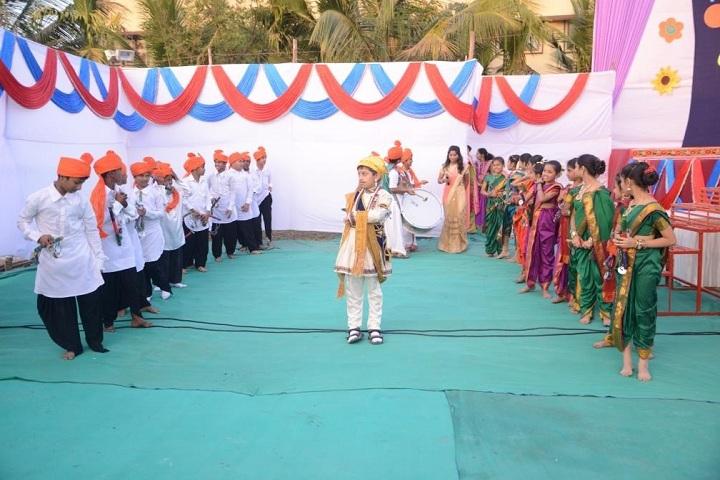 Sir J P International School-Annual Day