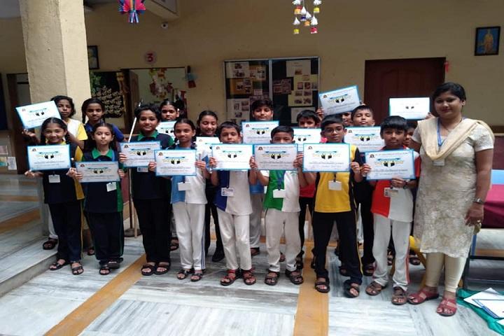Sir J P International School-Achievement