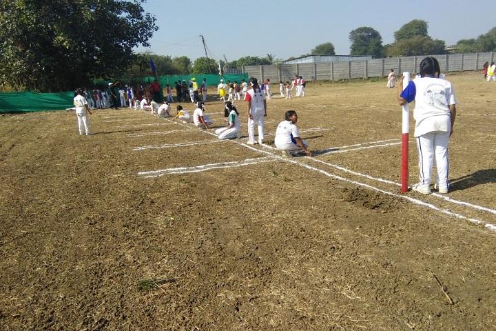Sir J P International School-Sports