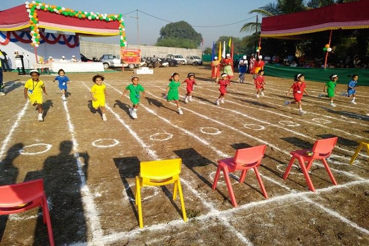 Sir J P International School-Play Ground