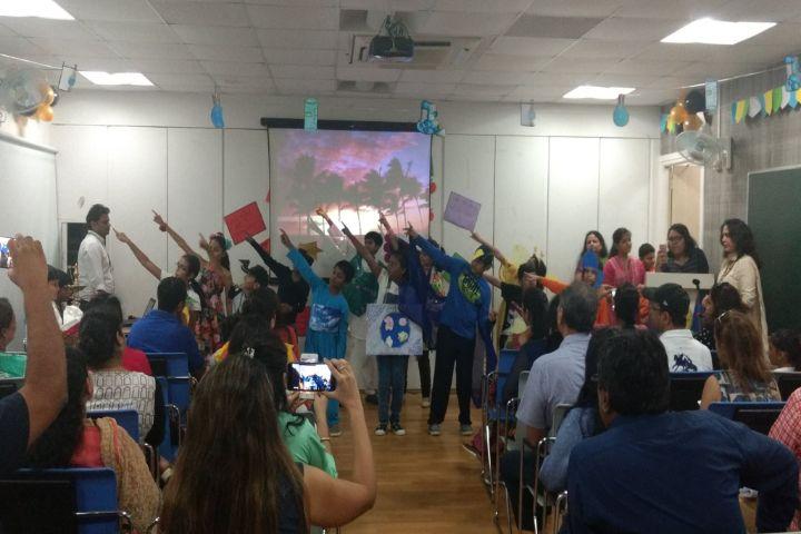 C P Goenka International School-Event