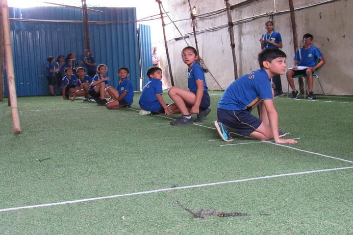 IC P Goenka International School-Sports