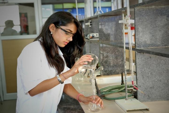 C P Goenka International School-Chemistry Lab