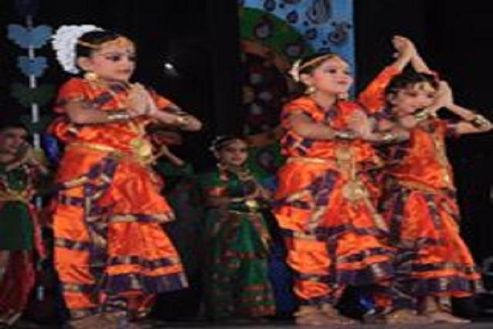 The Green Acres Academy-Classical Dances