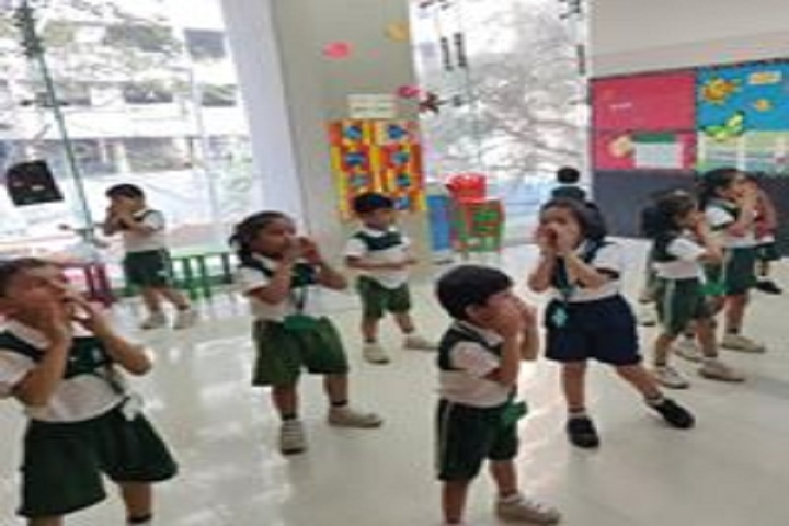 The Green Acres Academy-Dances