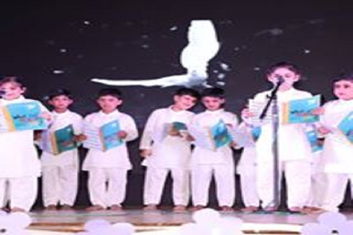 The Green Acres Academy-Singing