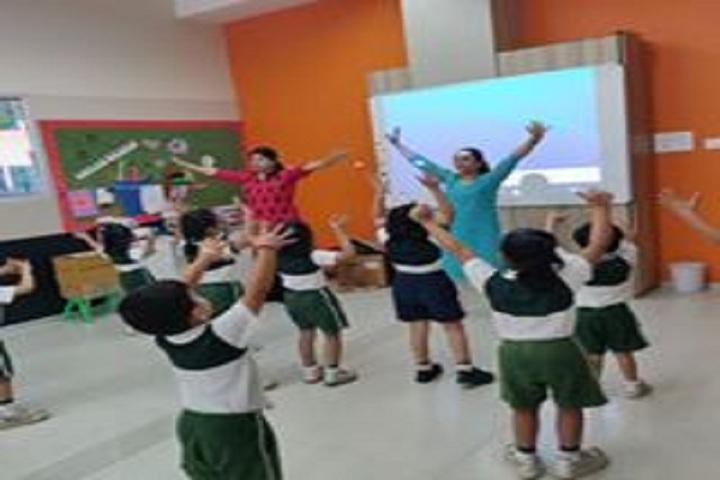 The Green Acres Academy-Smart Classroom