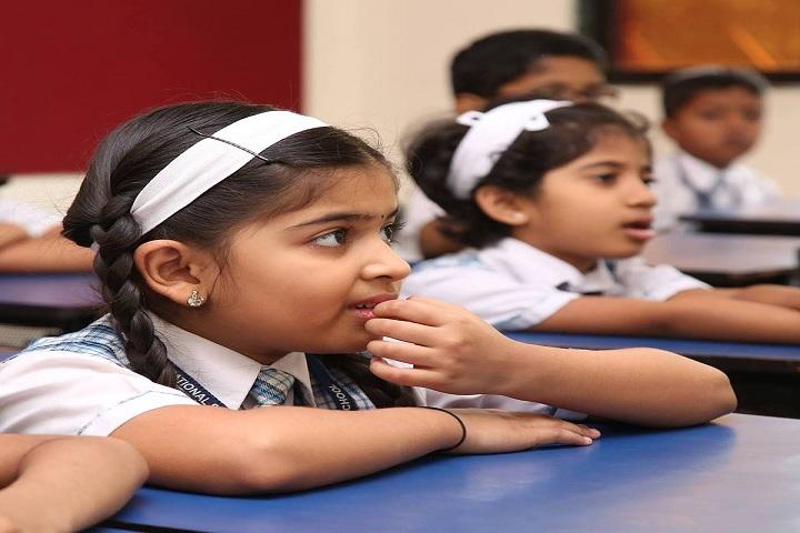 Abhay International School-Classroom