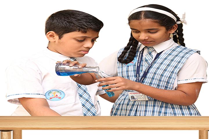 Abhay International School-Labs