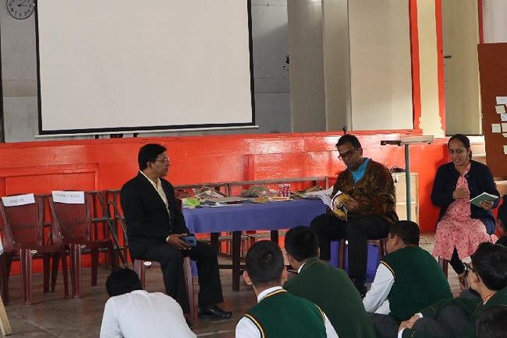 St Edmunds School-Classroom