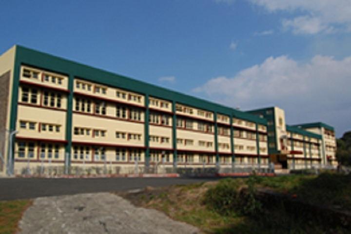 St Edmunds School-School building