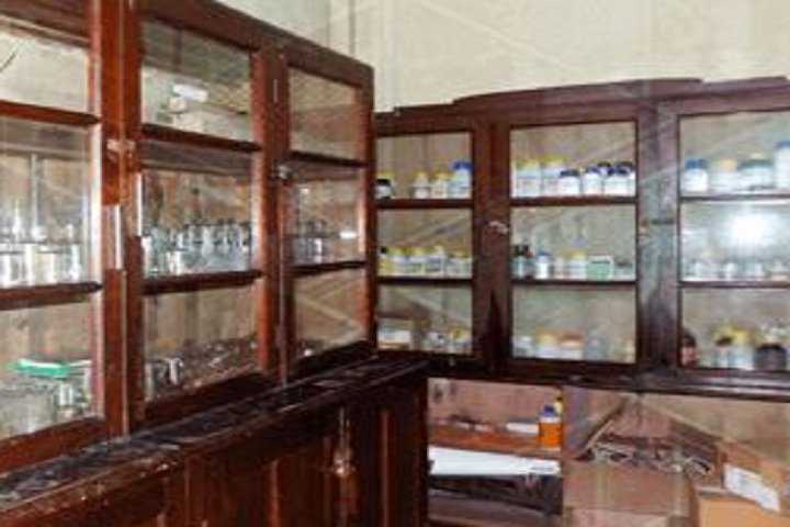 Loreto Convent-Chemsitry lab