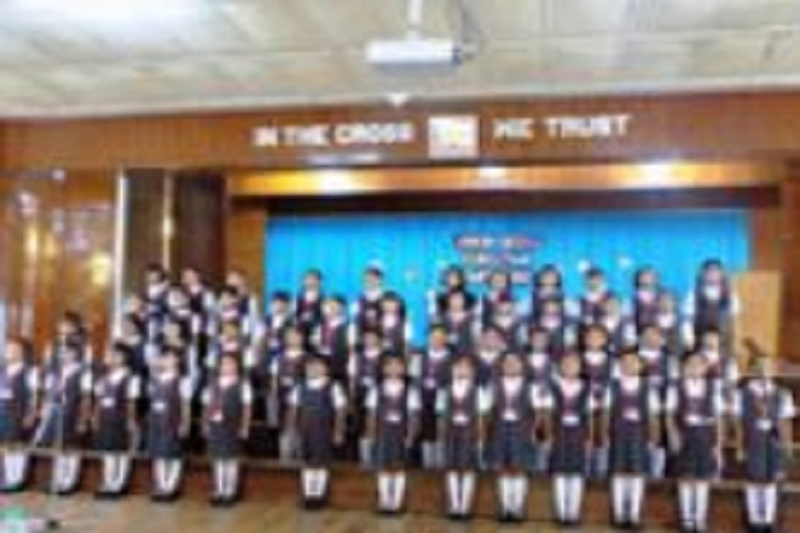 Loreto Convent-Junior students