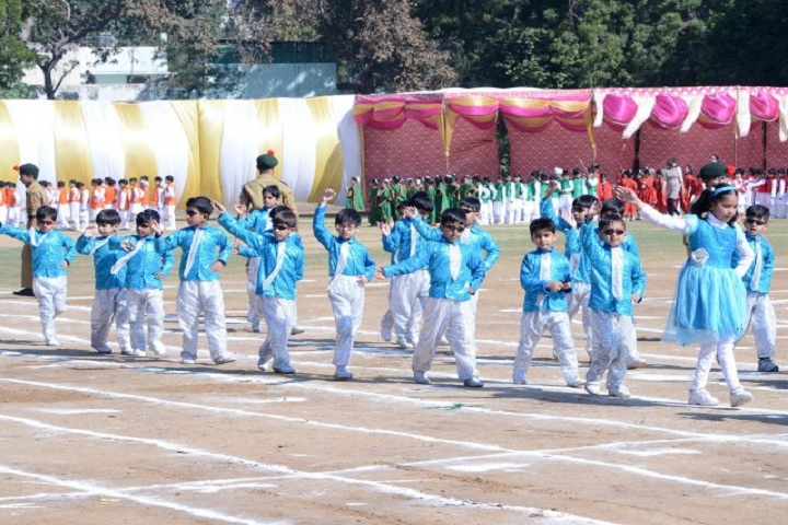 The Frank Anthony Public School-Annual sports day