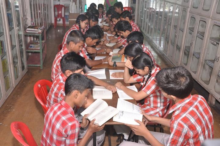 Swami Hariharanand Public School- Library