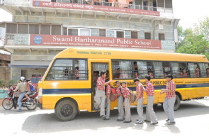 Swami Hariharanand Public School-Bus