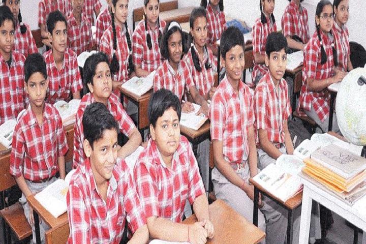 Swami Hariharanand Public School-Classroom