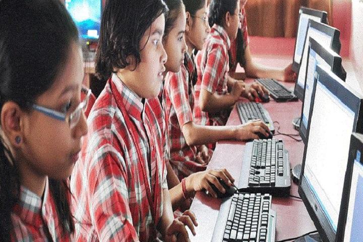 Swami Hariharanand Public School-Computer lab