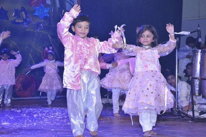 Swami Hariharanand Public School-Dances
