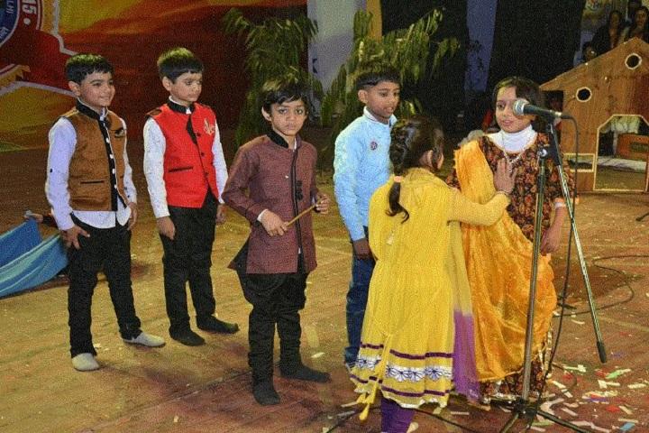 Swami Hariharanand Public School-Drama