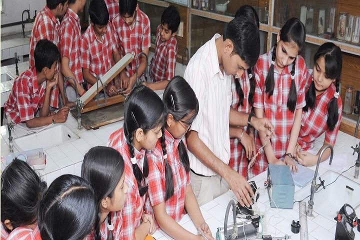 Swami Hariharanand Public School-Labs