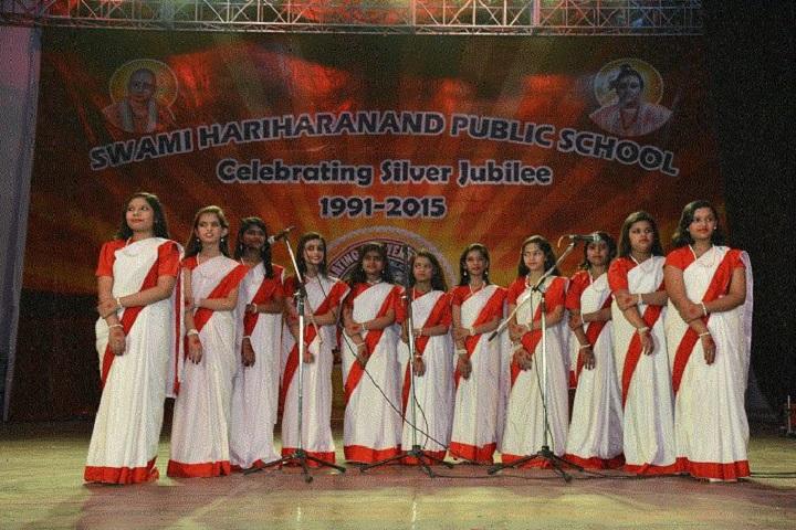 Swami Hariharanand Public School-Singing
