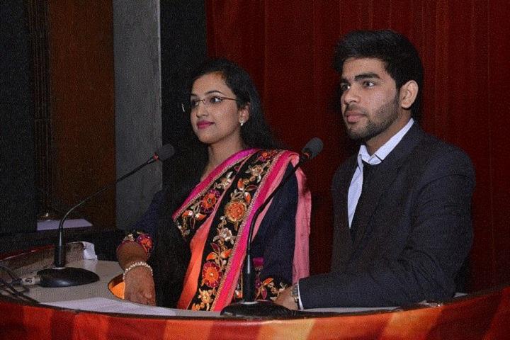 Swami Hariharanand Public School-Speech