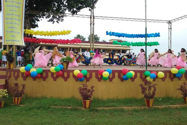 St  Marys School-Dances