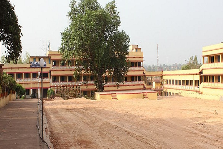 St  Marys School-Playground