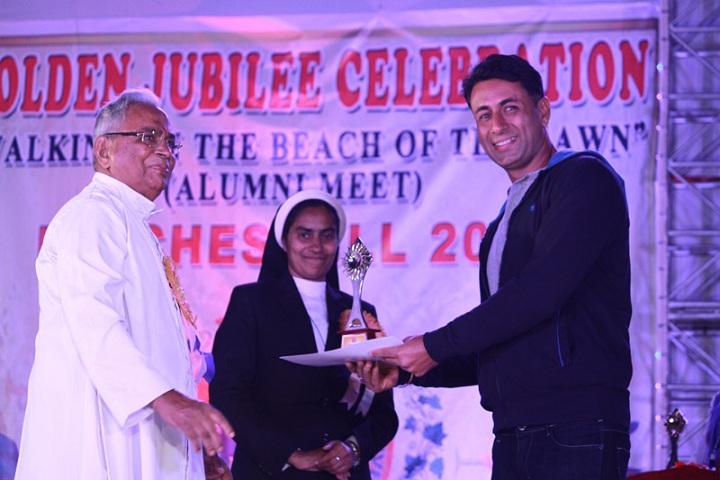 St  Marys School-Prizes