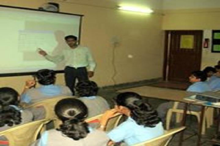 Stewart School-Smart classroom